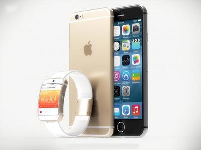 El iPhone 6 y el iWatch se acercan y esto es todo lo que sabemos hasta el momento