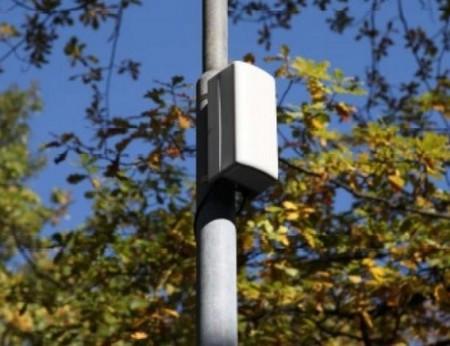 Las mini antenas móviles llegan a farolas y semáforos