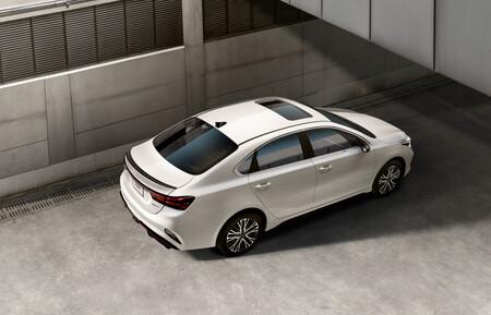 Kia Forte 3 4 Top Trasera Sedan5
