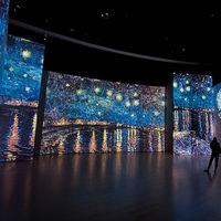 Van Gogh Alive: la exposición que fusiona el arte y la tecnología con 3,000 imágenes en alta definición llegará en 2020 a México