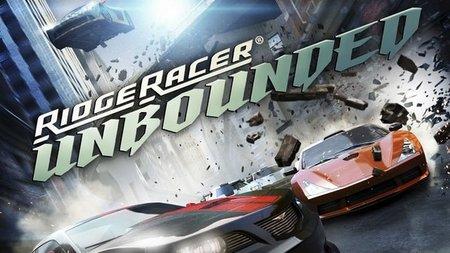 Ridge Racer Unbounded, el Ridge Racer más macarra que revienta sus escenarios