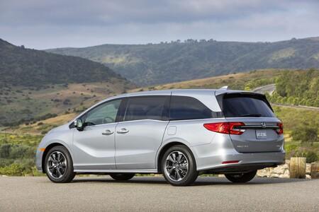 Honda Odyssey 2021 Minivan Precio Mexico 7