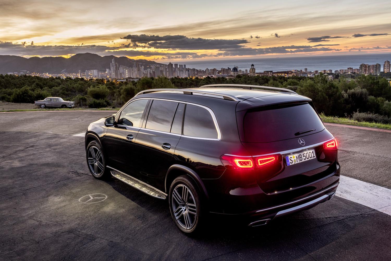Foto de Mercedes-Benz GLS 2019 (48/68)