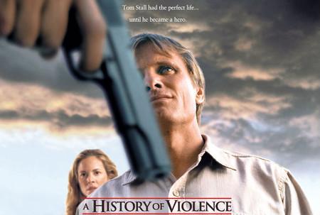 Cómic en cine: 'Una historia de violencia', de David Cronenberg