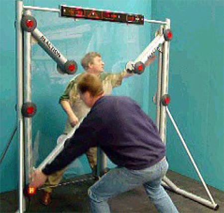 Batak. La máquina de entrenamiento para los pilotos de F1