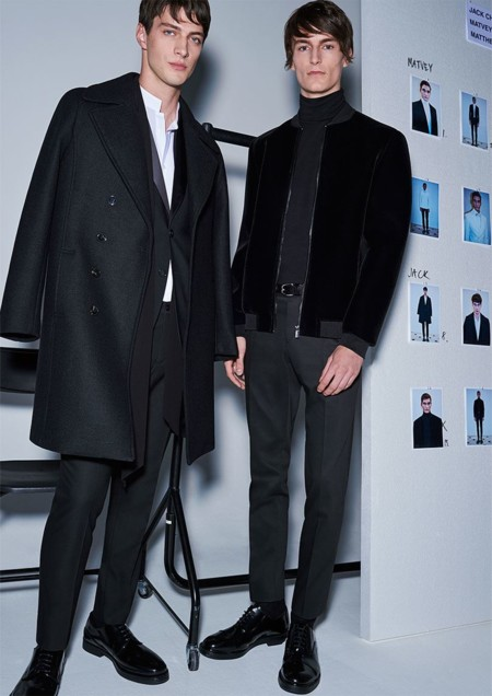 Zara Evening Man Hombre 2015 6