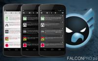 Falcon Pro 2.0 llega en forma de beta pública para todos los interesados con soporte multicuenta