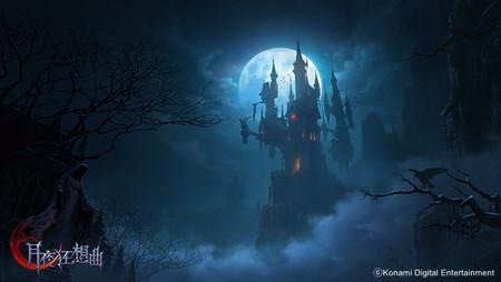 La saga Castlevania estará de vuelta con una nueva entrega para móviles llamada Moonlight Rhapsody