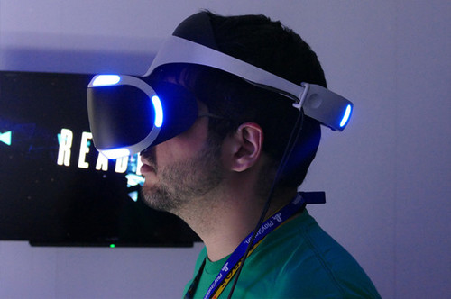 La idea de Apple sobre la Realidad Virtual