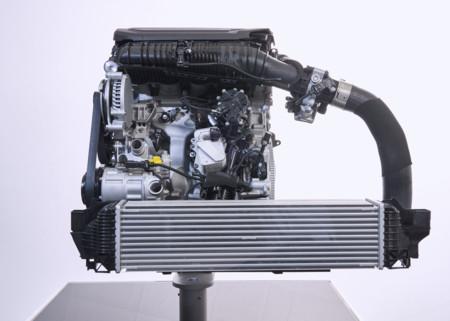 BMW desvela sus nuevos motores gasolina y diésel Efficient Dynamics