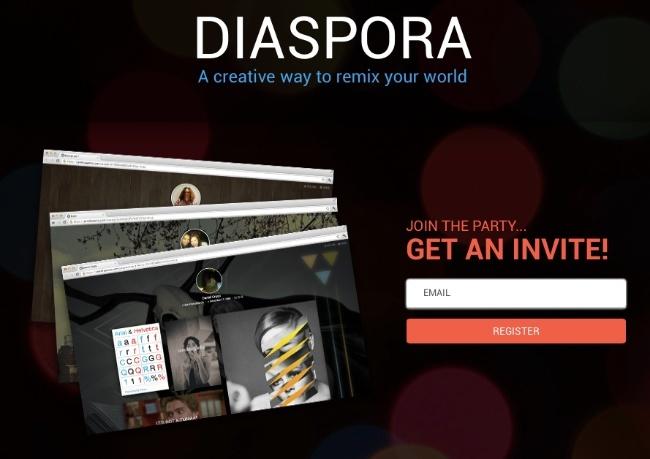 diaspora makr.io