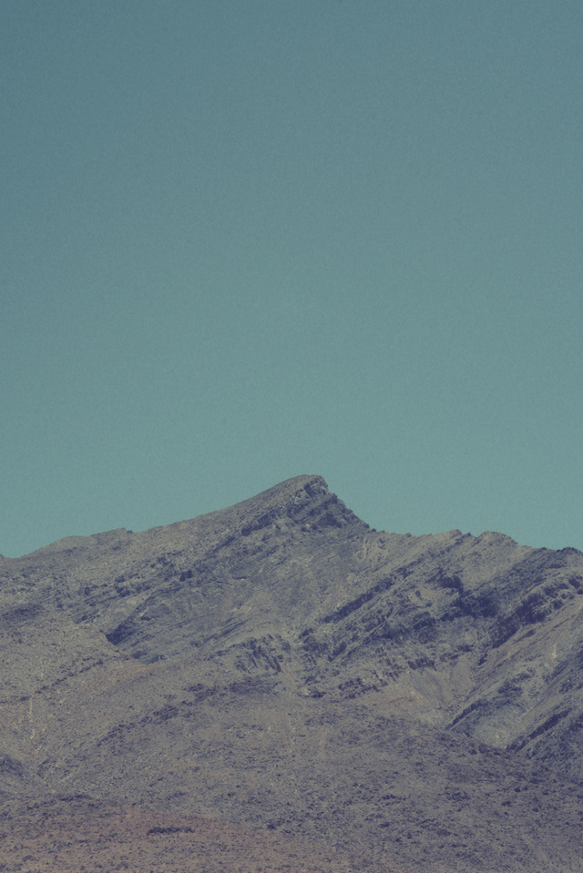 El color del desierto