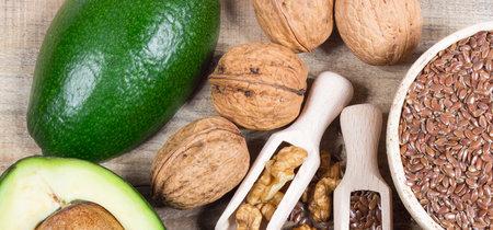 Siete alimentos que pueden ofrecerte omega 3 y no son pescado y 25 recetas para sumarlos a tu dieta