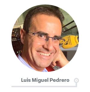 Luis Miguel Pedrero Xtk