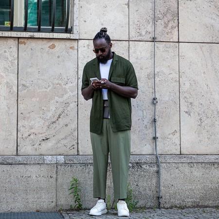 El Mejor Street Style De La Semana Fashion Week Berlin Trendencias Hombre 05