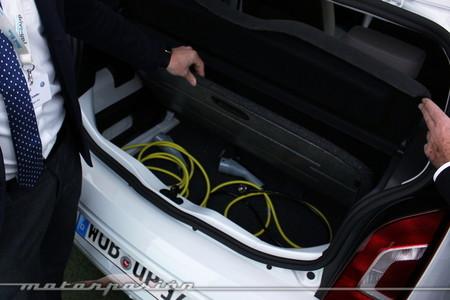 Volkswagen e-up!, toma de contacto