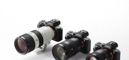 Sony presenta tres nuevos objetivos GM para formato completo