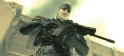 'Metal Gear Solid 4' podría ocupar más de 25 GB de espacio