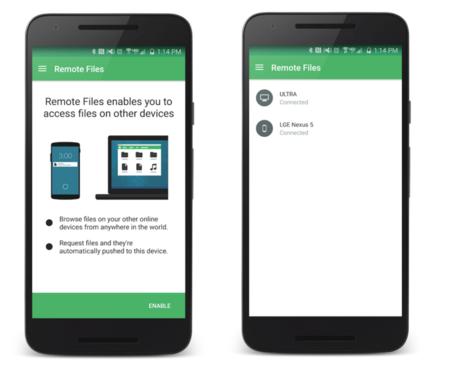 Pushbullet se actualiza con soporte para descargar archivos remotos de otros dispositivos