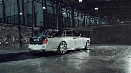 Rolls Royce Phantom Von Spofec 1