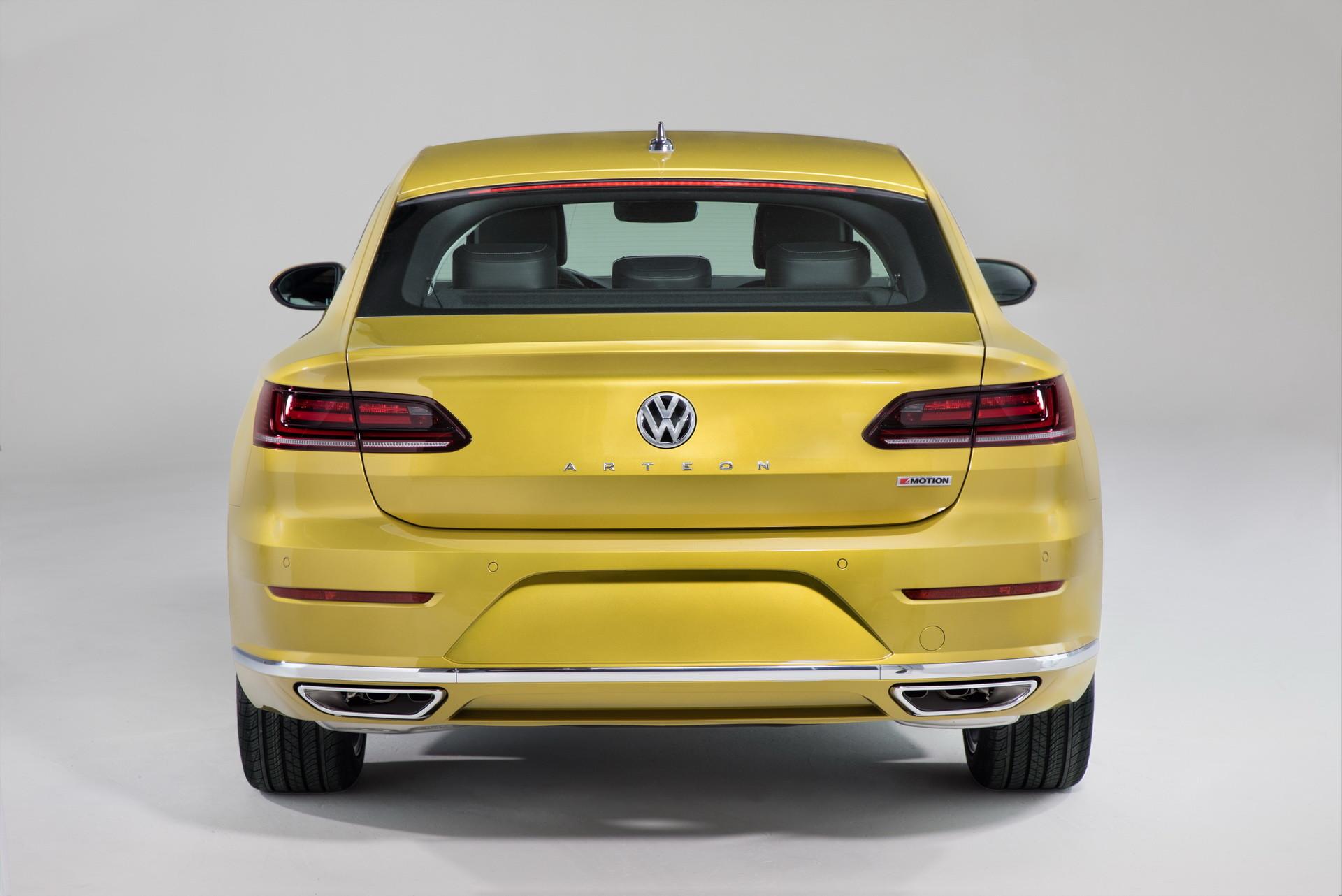 Foto de Volkswagen Arteon (EE. UU.) (5/14)