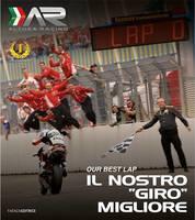 """Il nostro """"giro"""" migliore, el libro oficial del equipo Ducati Althea"""