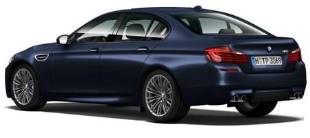 Ligeros cambios para el BMW M5