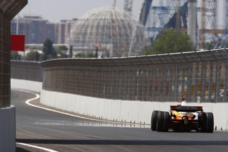 Fernando Alonso: la decepción de no pasar a la Q3
