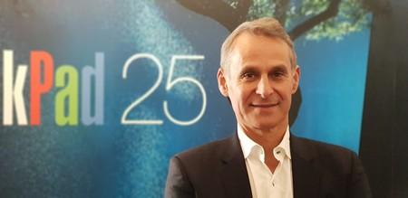 """""""El mercado de gaming está ayudando a reducir la caída de los PCs"""", entrevista a Francois Bornibus (Lenovo)"""