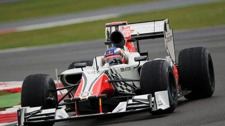 GP de Gran Bretaña F1 2011: Hispania Racing F1 Team ocupará la última fila de la parrilla de salida