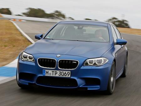 BMW M5 (2011)