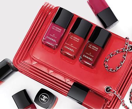 """Colección """"Les Rouges Culte"""" de Chanel, unos esmaltes de uñas vintage reeditados"""