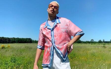 Las camisas de inspiración Resort (que no son de estampados florales) que pueden ser tuyas en las rebajas de ASOS