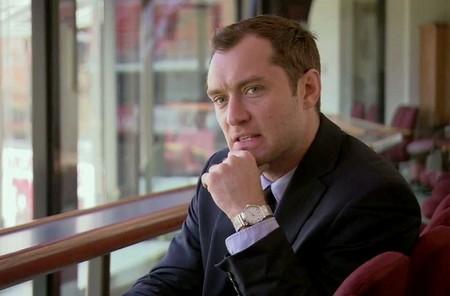 Jude Law sustituye a Michael Fassbender en 'Genius'