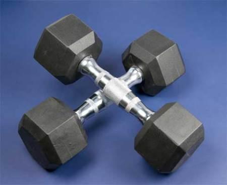 Los beneficios de entrenar con mancuernas
