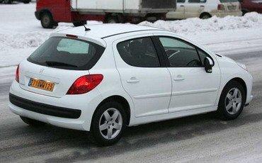 Peugeot 207, primeras fotografías