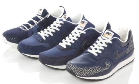 Nike Sportswear Otoño 2012 apuesta por el azul y el gris
