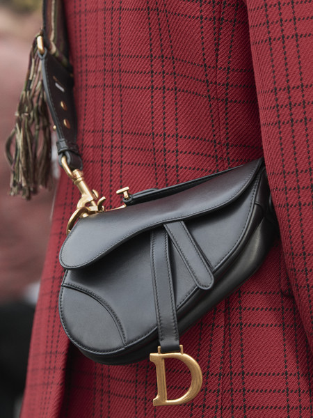 Dior Saddle Bag Autumn Winter 2018 2019 1