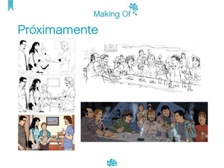 Cómic Musical, ingenioso comic multimedia realizado en España