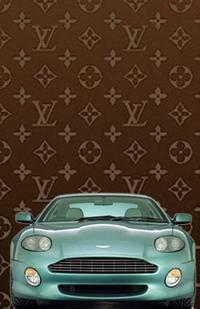 ¿Louis Vuitton y Aston Martin?