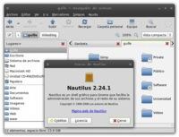 6 detalles que me encantan del nuevo Nautilus en Gnome 2.24