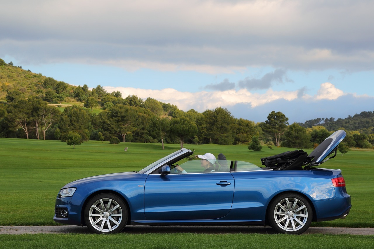 Foto de Audi A5 Cabrio (11/45)