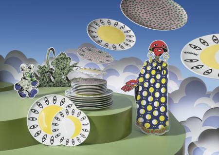 GLÖDANDE, la colección más ilustrada de IKEA en edición limitada by Walter Van Beirendonck