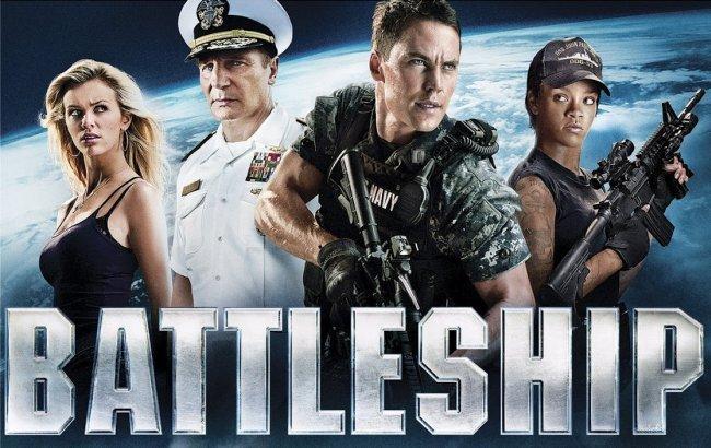 Imagen del póster de Battleship