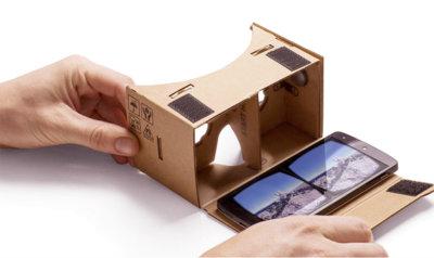 Una prueba más de que Google tiene grandes planes para la realidad virtual
