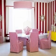 Foto 2 de 9 de la galería decorar-en-rojo-y-blanco en Decoesfera