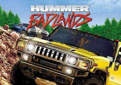 Hummer Badlands, el videojuego de Hummer