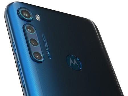 Motorola One Fusion Plus Mexico Camara