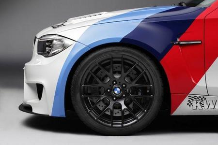 Oficial: BMW Serie 1 M Coupé Safety Car de MotoGP