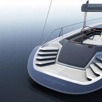 Del suelo al mar, Peugeot presenta su Yatch Concept